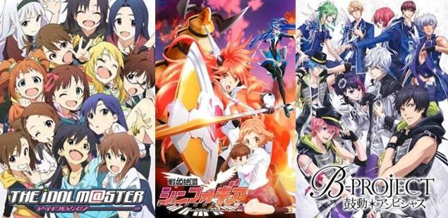 rekomendasi anime musikal terbaik
