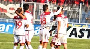الوداد يتغلب على نادي النجم الساحلي ويضع قدما في نصف نهائي دوري أبطال أفريقيا