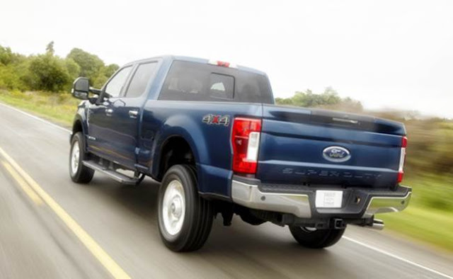 2017 Ford F350 Dually Redesign