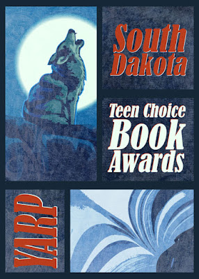 South Dakota Teen Choice Book Awards Logo
