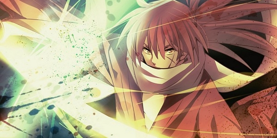 Kenshin le Vagabond - Hokkaidô-hen, Manga, Actu Manga, Jump Square, Nobuhiro Watsuki,
