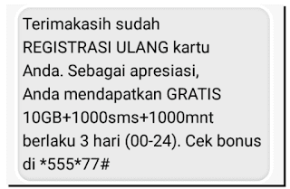 Bonus quota 10.GB