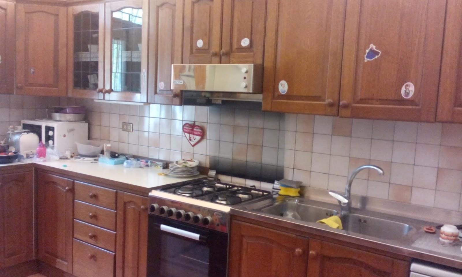 mammaconicalzettoni: Addio mobili (della cucina)