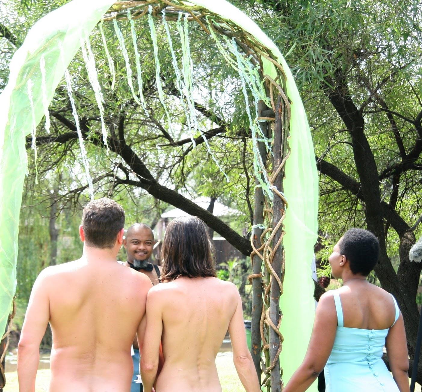 Nude Wedding Pics