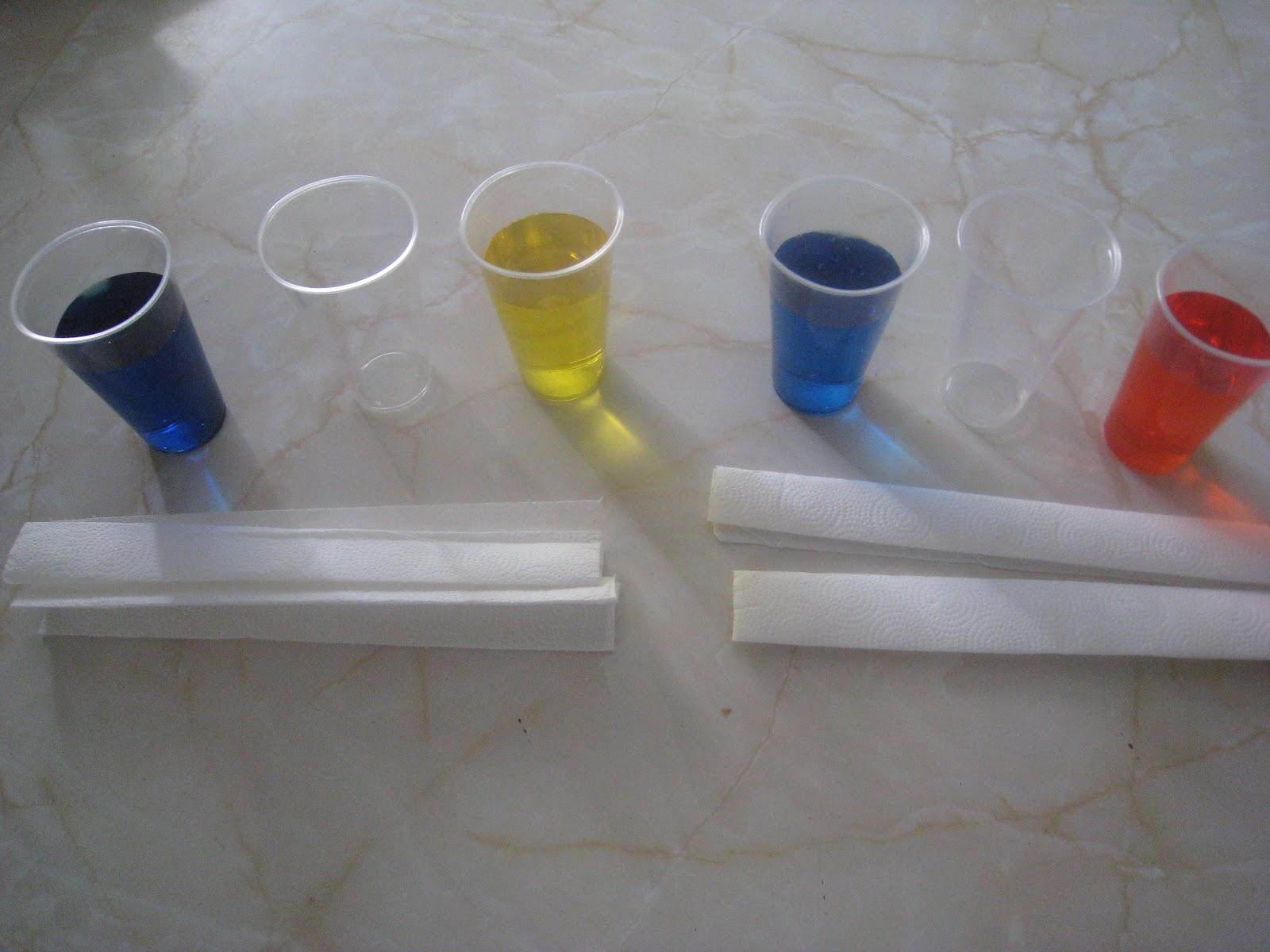 Rainbow Science Absorption