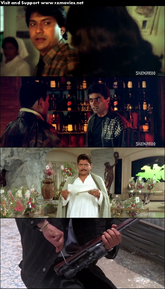 Gundaraj 1995 Hindi 720p HDRip