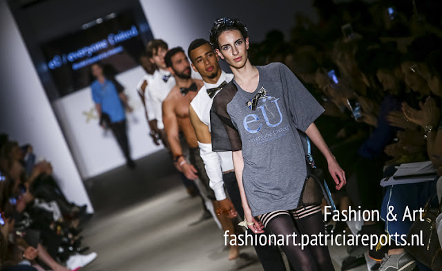 EU fashion show in Athens