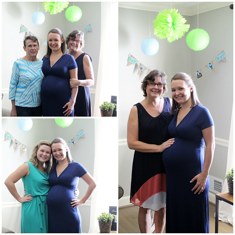 Frogs Snails And Puppy Dog Tails Baby Shower The Inspired Hive