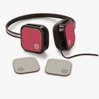 Croma: Buy  HP HA3000 Interchangeable Color Anlog Headset Rs.394 only