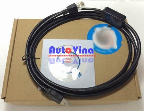 Đại lý bán Cable lập trình PLC Samsung