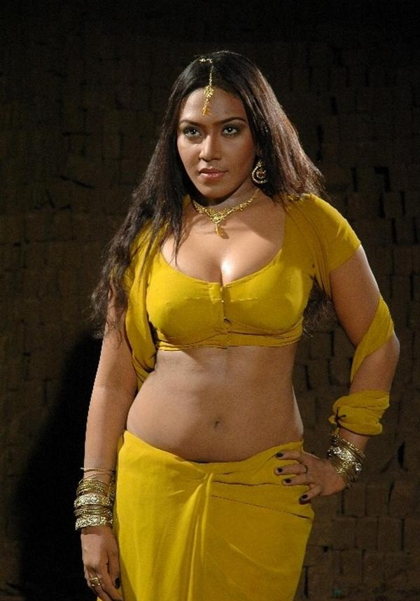 Hot Actress Telugu Aunty Without Saree Picture-6834