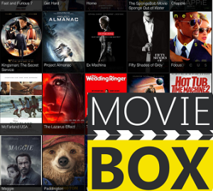 Moviebox iPhone