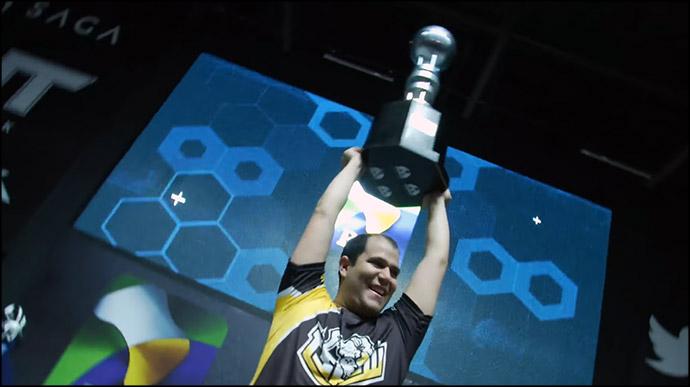 Resumão do Primeiro Torneio de Clash Royale no Brasil - Fotos, Vídeos e Decks utilizados - 1