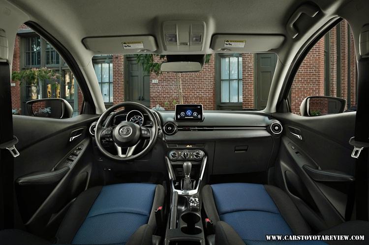 Toyota Yaris IA 2017 Review
