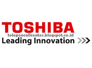 Alamat Service Center Toshiba Di Indonesia