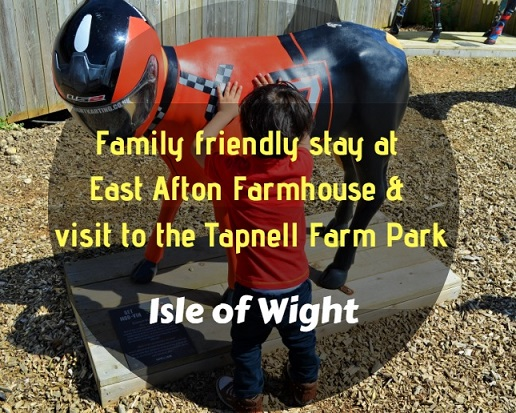 Tapnell Farm Park at Isle of Wight