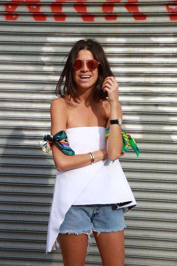 #blog #streetstyle #estiloderua #estilo #lenço #LeandraMedine #ManRepeller