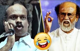 Dindugal Leoni mocks at Rajini & Kamal Politics | DMK | Funny Speech