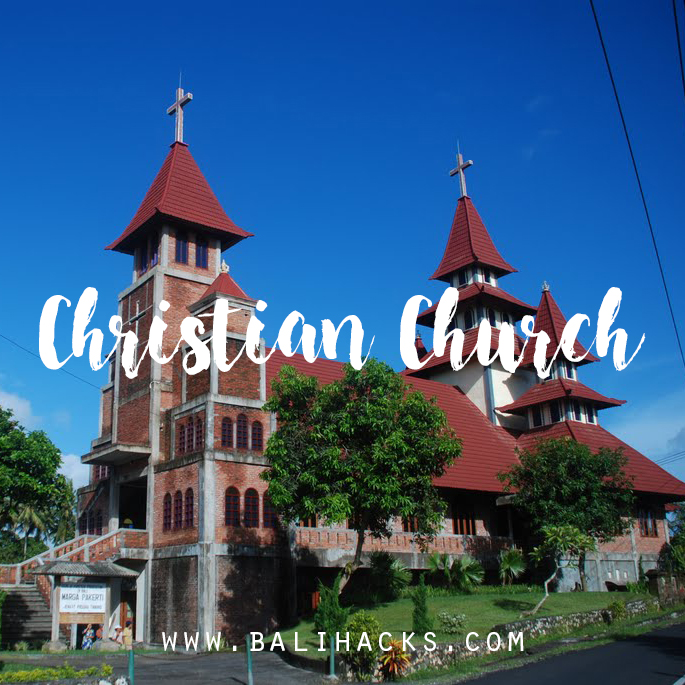 Gereja Kristen Di Bali Balihacks