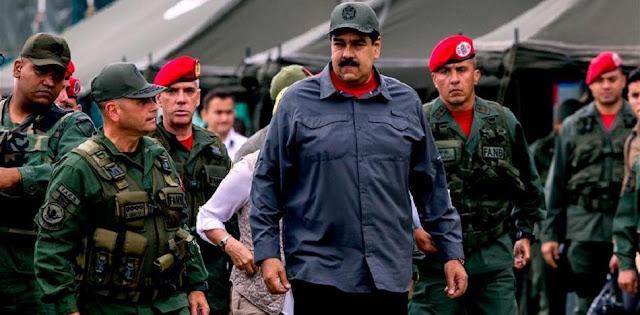 Arrecia la detención de militares en Venezuela tras supuesta rebelión