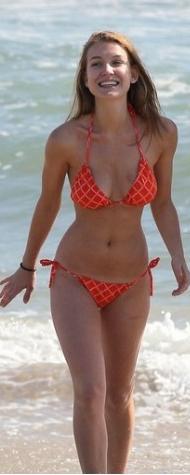 Shame! Nathalia ramos bikini confirm