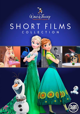 Walt Disney Shorts Films Collection [2015] [DVDR] [NTSC] [Latino]