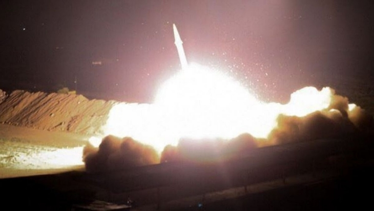 Irán amenaza bombardear a Israel y Dubai