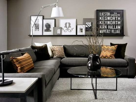 Pins About Decorating With Gray Hand Picked By Pinner Cheri  {CheriQuiteContrary.com} | See ... Grey Days: Inspiring Silver Rooms ... Living  Room   @Brittany ...