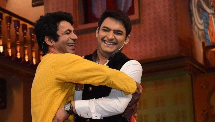 Sunil Grover Reply of Kapil Sharma's Birthday Wishes Tweet via Twitter