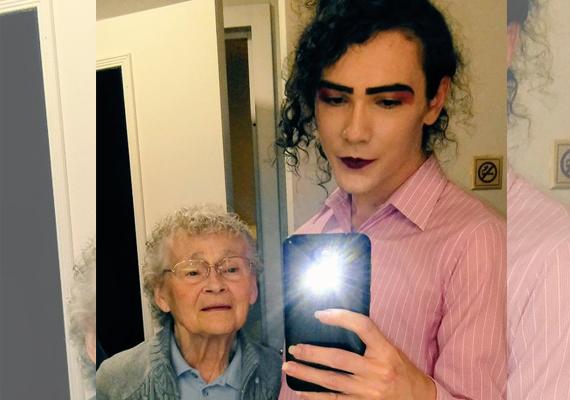 Avó de 86 anos é informada que neta Leah Hintz é uma mulher trans e reação emociona
