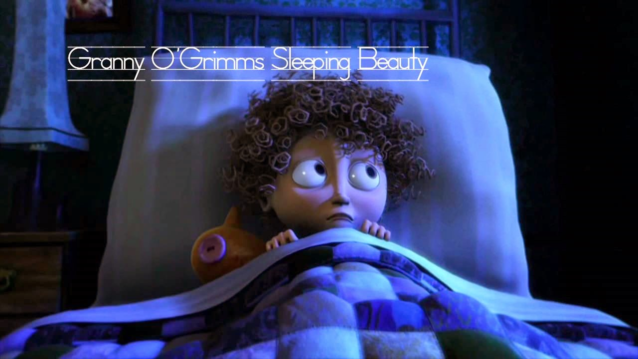 granny ogrimms sleeping beauty