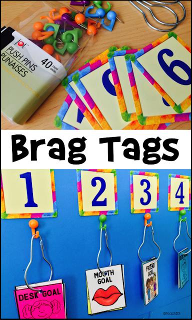 http://www.teach123school.com/2016/07/brag-tags-goal-setting.html