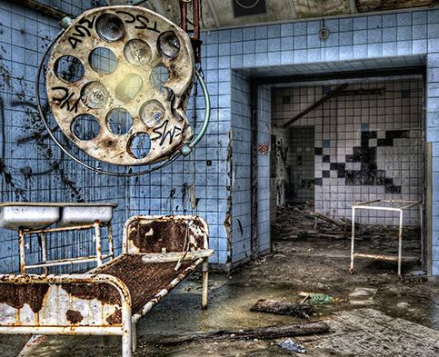 365escape Abandoned Hospi…