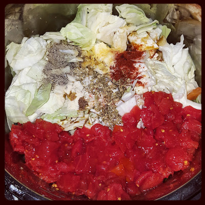 Instant Pot Deconstructed Stuffed Cabbage   Food Under