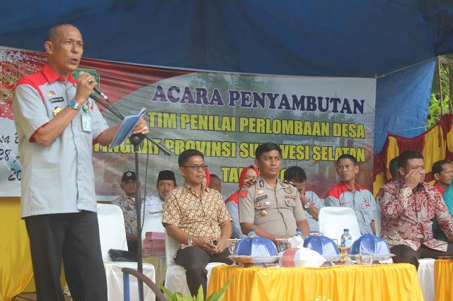 Unggulkan Gotong Royong, Balutan Wakili Lomba Desa Tingkat Provinsi