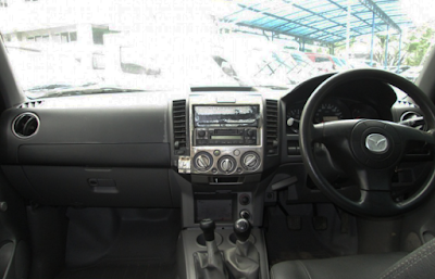 Interior Mazda BT-50