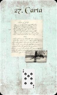 carta de lenormand 27