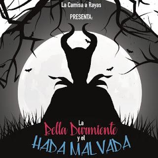 La Bella Durmiente y el hada malvada