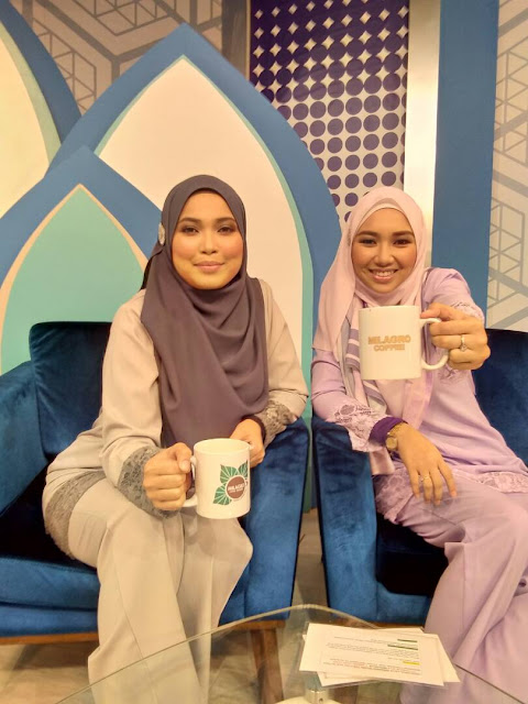 MILAGRO COFFEE DI PROGRAM ASSALAMUALAIKUM TV ALHIJRAH