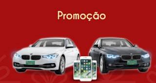Promoção Shopping Ibirapuera Natal 2017 Carros BMW iPhones 7