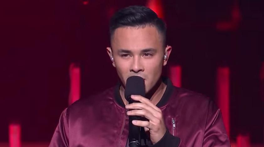 Cyrus Villanueva enters X Factor Australia Grand Finals