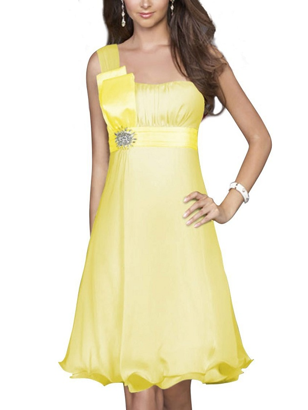 Cheap prom dresses under 50 dolalrs: Knee length cute