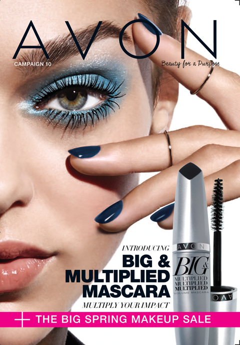 Avon Campaign 10 2016 Brochure - Current Catalog Online