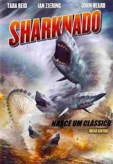 Sharknado - BDRip Dual Áudio
