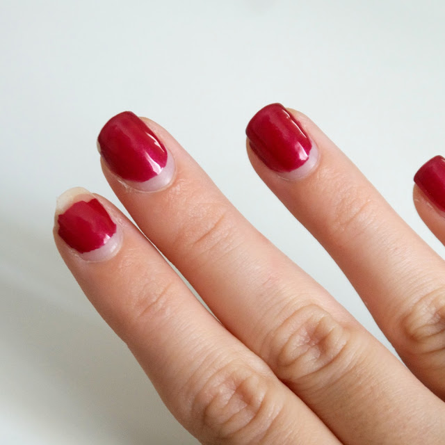 Sensationail gel colour