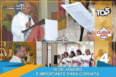 16 de Janeiro, 8º ano de Pascoa de Pascoa de Dom Reinaldo Punder