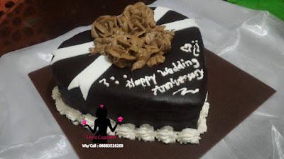 Kue Tart Coklat Murah Model Mewah