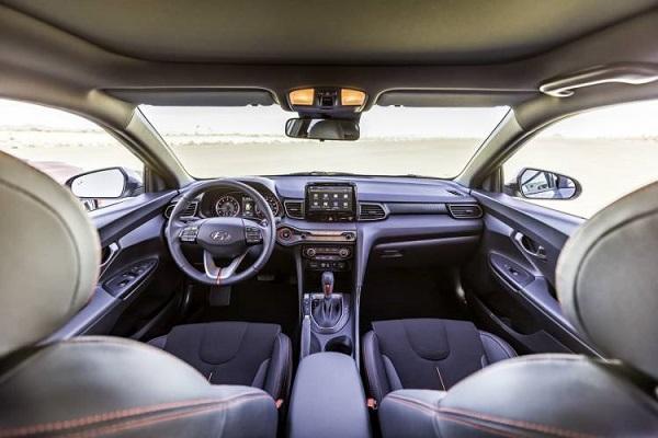 Interior Hyundai Veloster 2 Argentina