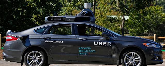 big data self driving car