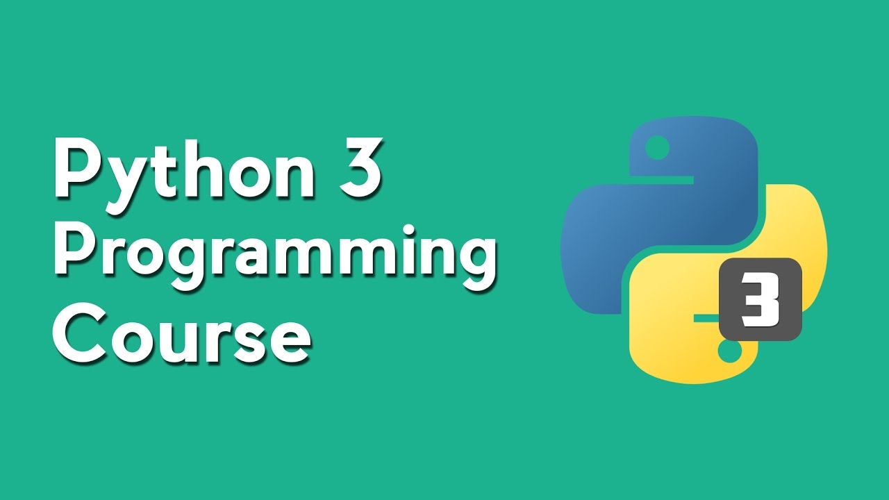 Python 3 Course Tutorial - Basic Concepts - Tricksgum